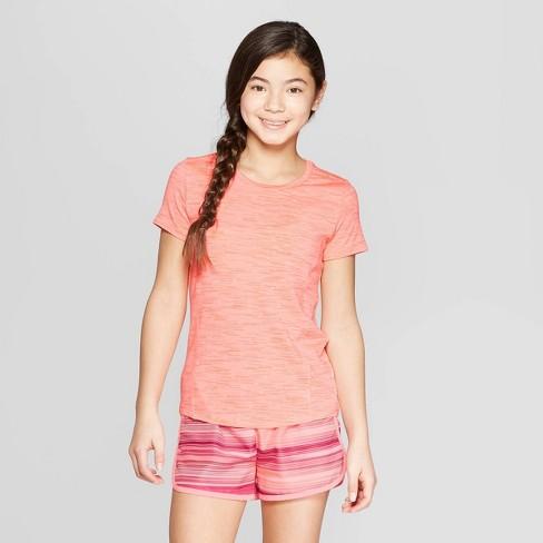 7737298d3 Girls' Super Soft Tech T-Shirt - C9 Champion® : Target
