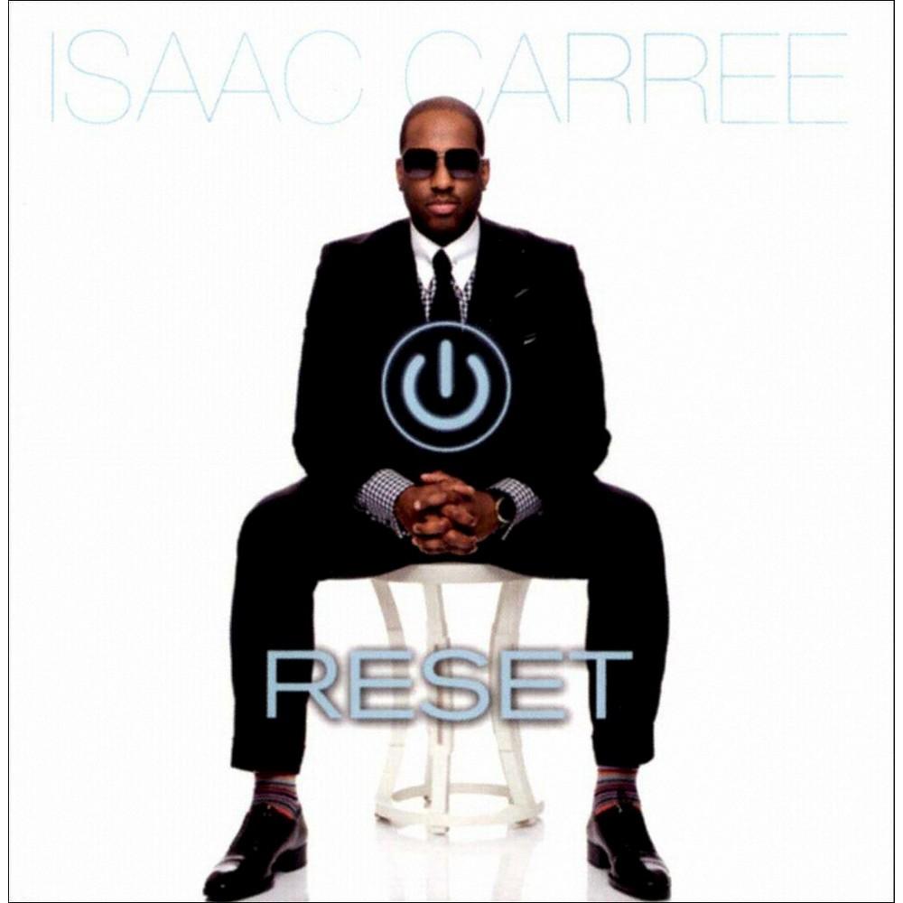 Isaac Carree - Reset (CD)