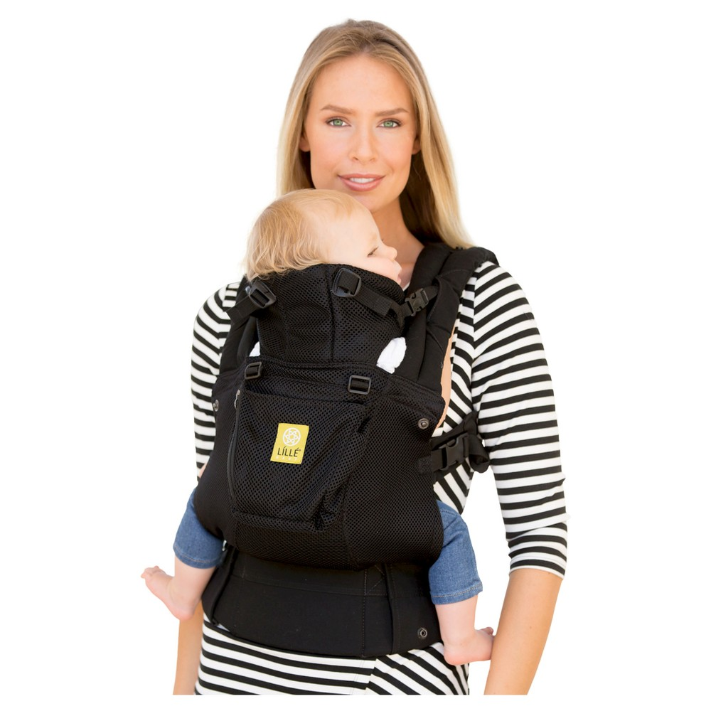 Image of LILLEbaby 6-Position COMPLETE Airflow Baby & Child Carrier - Black
