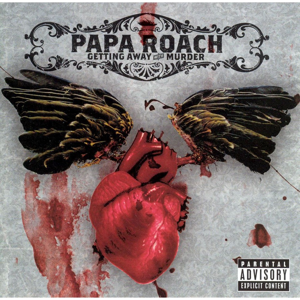 Papa Roach - Getting Away With Murder (CD)