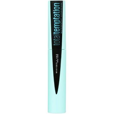 Mascara & Lashes: Maybelline Total Temptation Waterproof
