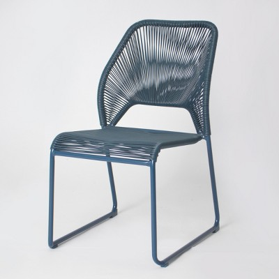 sc 1 st  Target & Fisher Patio Dining Chair - Blue - Project 62™ : Target