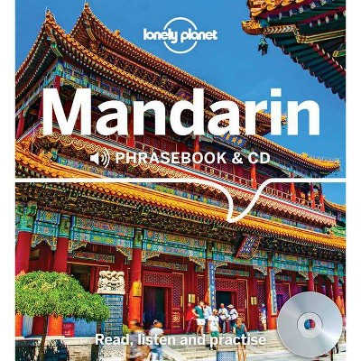 Lonely Planet Mandarin Phrasebook and CD - 4th Edition (Paperback)