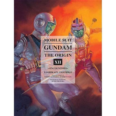 Mobile Suit Gundam: The Origin, Volume 12 - by  Yoshikazu Yasuhiko (Hardcover) - image 1 of 1