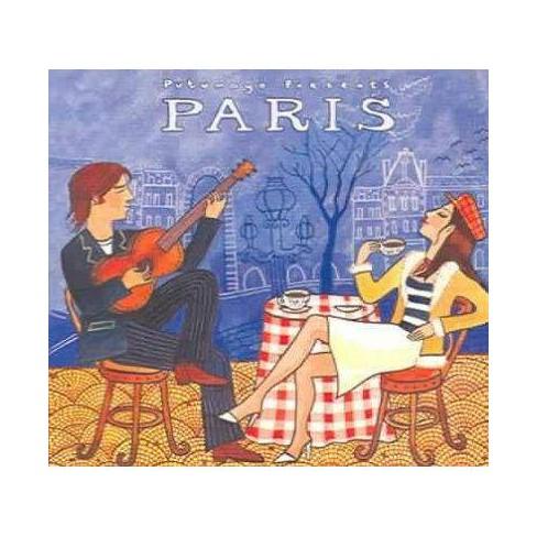 Various Artists - Putumayo Presents: Paris (CD) - image 1 of 2