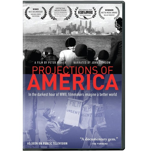 Projections Of America (DVD) - image 1 of 1