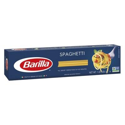 Spaghetti Pasta - 16oz - Barilla®