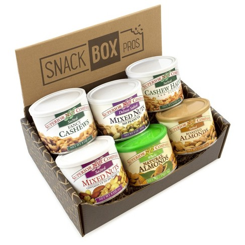 Snack Box Deluxe Nut Box - image 1 of 1
