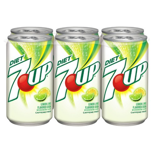 Diet 7up 6pk75 Fl Oz Cans Target