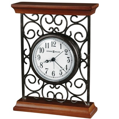 Howard Miller 645632 Howard Miller Mildred Tabletop Clock 645-632