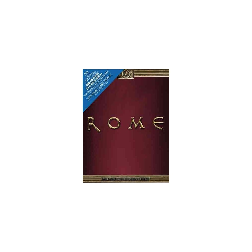Rome:Complete Series (Blu-ray)