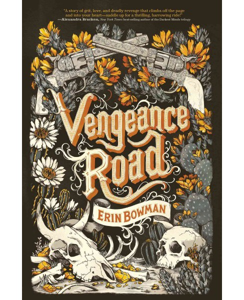 Vengeance Road (Reprint) (Paperback) (Erin Bowman) - image 1 of 1