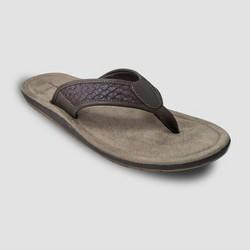 Men's Cecil Flip flop sandals - Goodfellow & Co™ Brown
