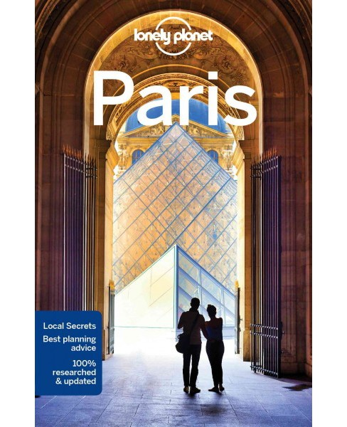 Lonely Planet Paris (Paperback) (Catherine Le Nevez & Christopher Pitts & Nicola Williams) - image 1 of 1