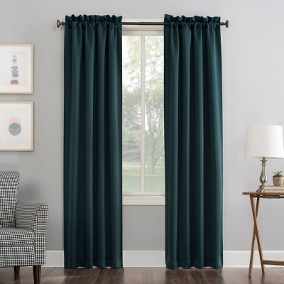 Kenneth Energy Saving Blackout Rod Pocket Curtain Panel - Sun Zero