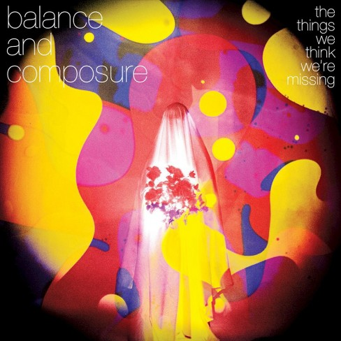 Balance and composur - Things we think we're missing (Vinyl) - image 1 of 1