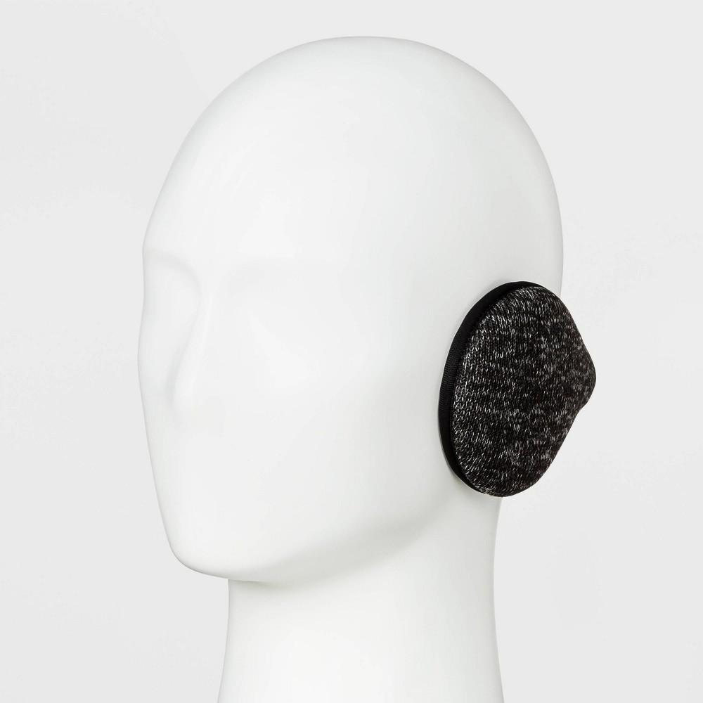 Image of Degrees by 180s Men's Sweaterknit Fleece Ear Warmer - Gray Shadow One Size