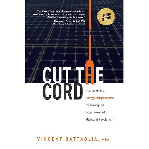 Cut the Cord - by  Vincent Battaglia (Paperback) - image 1 of 1