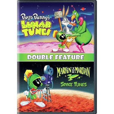 Marvin The Martian: Space Tunes / Bugs Bunny Looney Tunes (DVD)(2020)