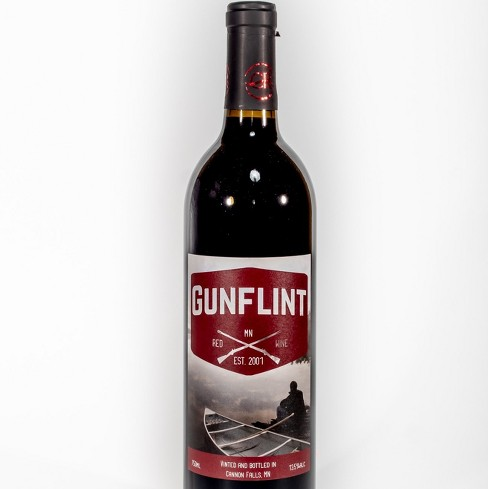 Cannon River Winery Gunflint Red Blend Wine - 750m Bottle - image 1 of 1