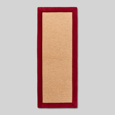 50 x20  Floor Mat Red - Threshold™