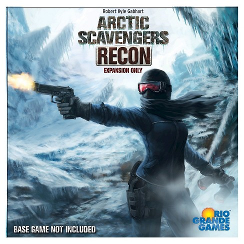 Rio Grande Games Arctic Scavengers: Recon Board Game Expansion - image 1 of 1