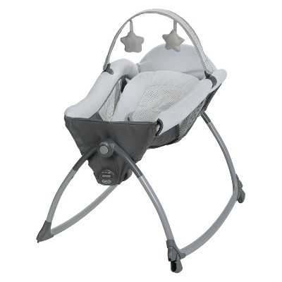 Graco Little Lounger Rocking Seat - Mullaly