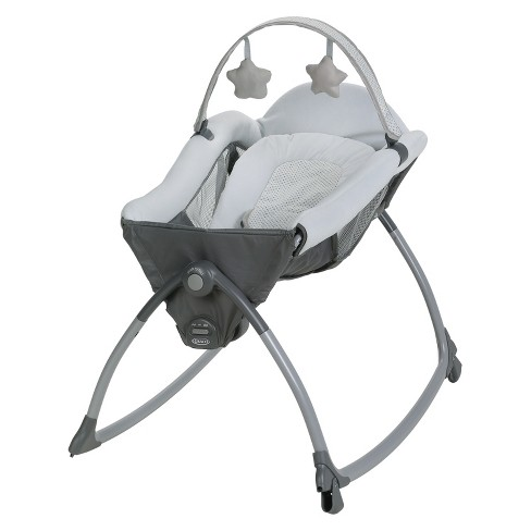 Graco Little Lounger Rocking Seat - Mullaly - image 1 of 3