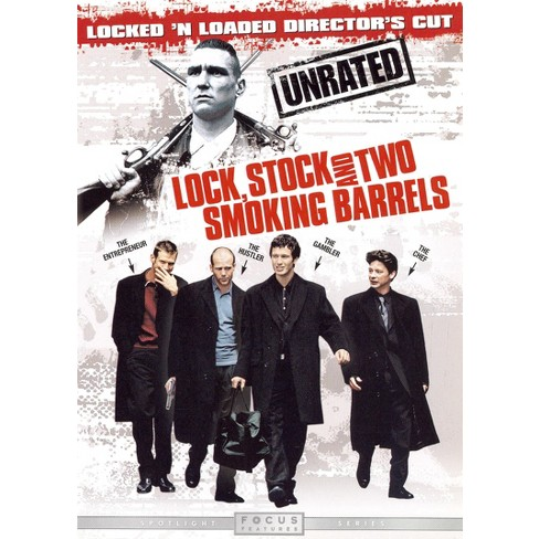 Lock, Stock and Two Smoking Barrels (Locked 'n' Loaded Director's Cut) (Focus Features Spotlight Series) (DVD) - image 1 of 1