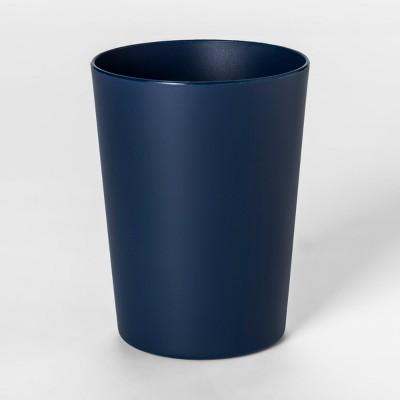 18oz Plastic Short Tumbler Blue - Room Essentials™