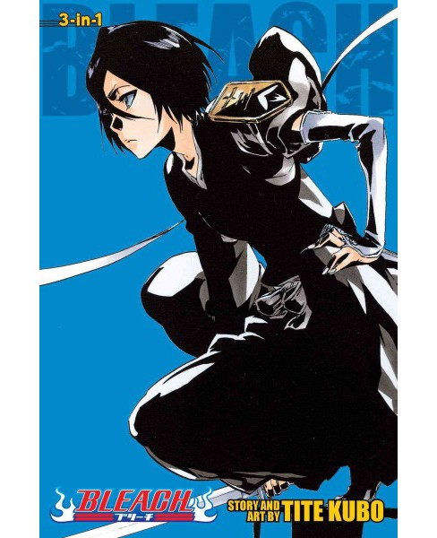 Bleach 18 : 3-in-1 Edition, Shonen Jump Omnibus Edition (Combined) (Paperback) (Tite Kubo) - image 1 of 1