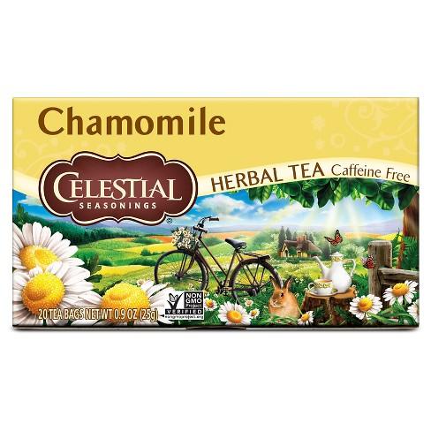 Celestial Seasonings Chamomile Tea - 20ct - image 1 of 4
