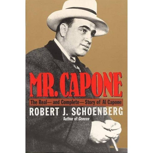 Mr. Capone - by  Robert Schoenberg (Paperback) - image 1 of 1