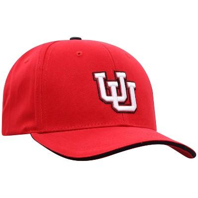 NCAA Utah Utes Men's Reality Structured Brushed Cotton Hat