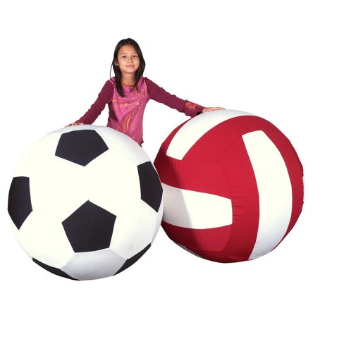 Excellent Sportime Giant Volleyball With Washable Cover 40 Inches Evergreenethics Interior Chair Design Evergreenethicsorg