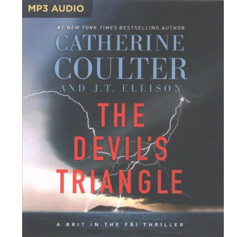 Devil's Triangle (MP3-CD) (Catherine Coulter & J. T. Ellison) - image 1 of 1