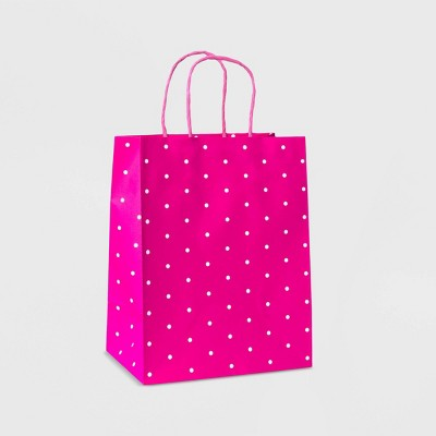 Small Dot Print Bag Pink - Spritz™