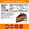 think! Keto Protein Chocolate Peanut Butter Single Bar - 1.41oz - image 2 of 3
