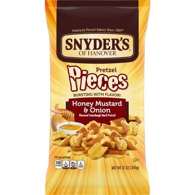 Pretzels: Snyder's Pretzel Pieces