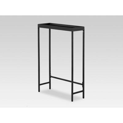 Modern Toilet Shelf Black - Project 62™