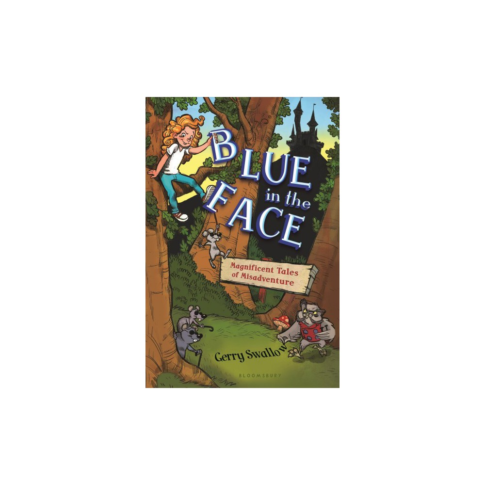 Blue in the Face (Reprint) (Paperback) (Gerry Swallow)