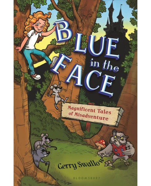 Blue in the Face (Reprint) (Paperback) (Gerry Swallow) - image 1 of 1