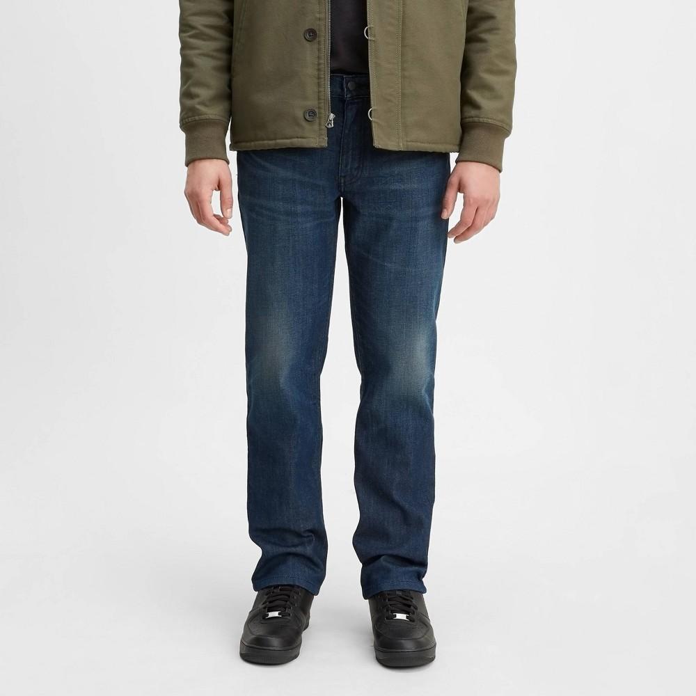 Levi 39 S 174 Men 39 S 514 8482 Straight Jeans Medium Blue 38x30