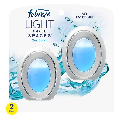 Febreze Light Small Spaces Air Freshener - Sea Spray - 0.5 fl oz