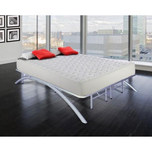 Arch Support Metal Platform Bed Frame Eco Dream Target