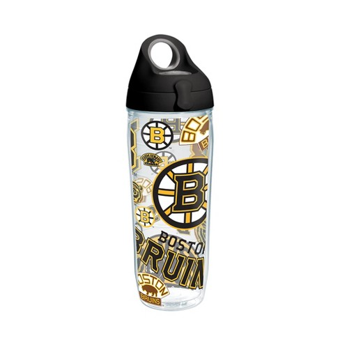 NHL Boston Bruins 24oz Water Bottle All Over - image 1 of 1