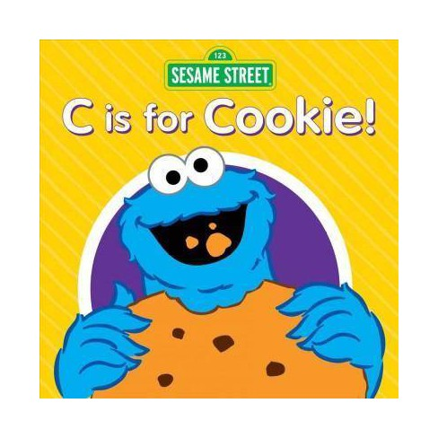 Artist Not Provided - Sesame Street: C Is For Cookie! (CD) - image 1 of 1