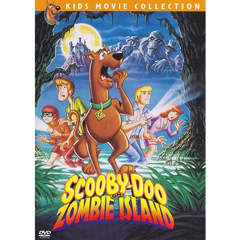 Scooby Doo On Zombie Island Target