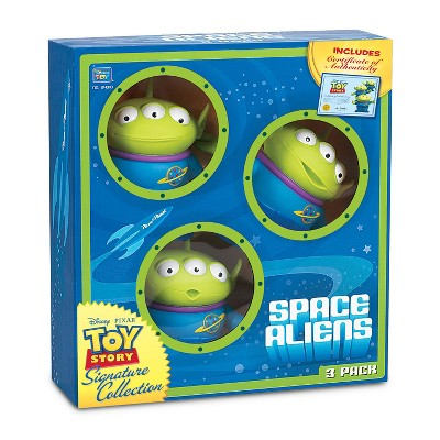 Toy Story Signature Collection Space Aliens - 3pk