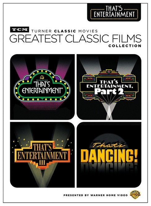 Tcm greatest:That's entertainment (DVD) - image 1 of 1